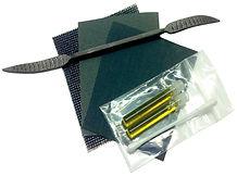 Sandpaper Soapstone Finsihing Kit Oil