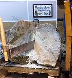Raw Soapstone blocks Brazilian