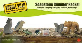 Soapstone Packs