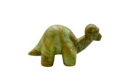 Soapstone Brontosaurus Brachiosaurus Sculpture Carving Kit