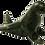Thumbnail: Seal Medium Soapstone Carving Kit