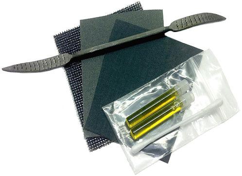 Soapstone Finishing Kit with Tool