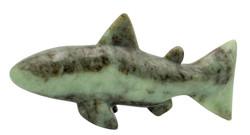 Soapstone Fish Salmon Sculpture Carving Kit