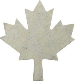 Soapstone Maple Leaf Sculpture Carving Kit