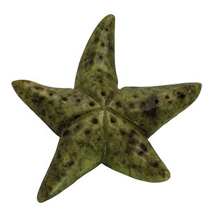 Soapstone starfish ocean kits rubble road soapstone