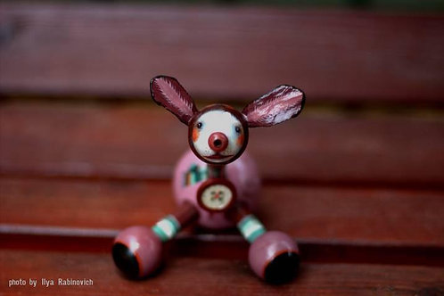 """Wooden toy """"Boo"""""""
