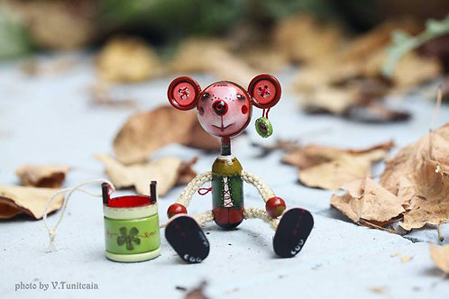 """Wooden toy """"Paul"""""""