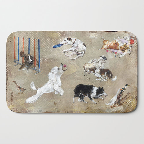 Mat for dogs