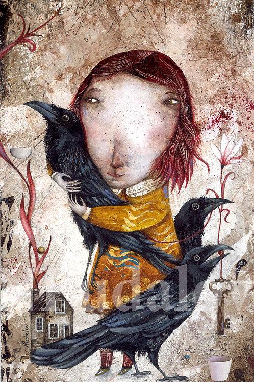Gaia (original art)