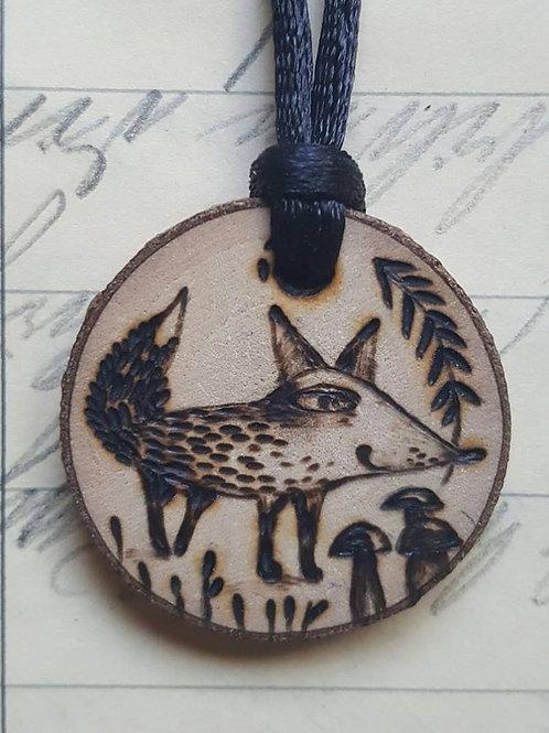 """Necklace """"Foxy Roxy"""""""