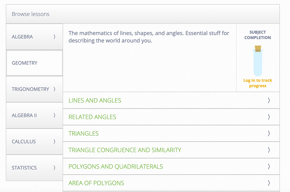 Screenshot from School Yourself used by one on one home tutor in Singapore