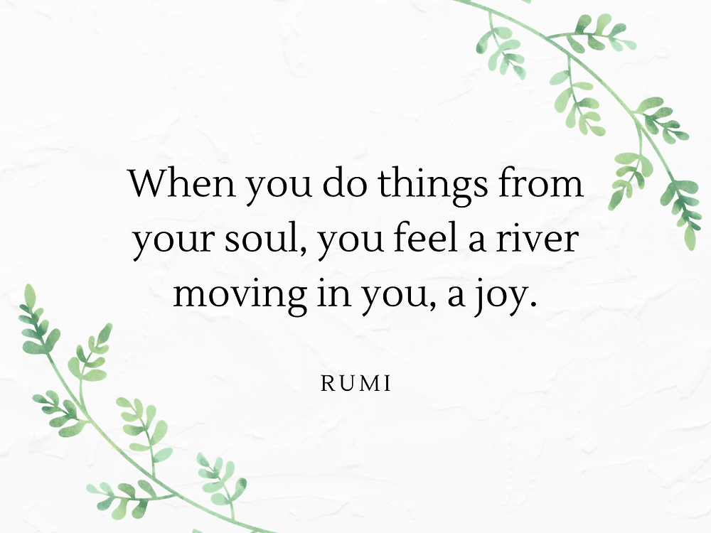 famous quote from Rumi