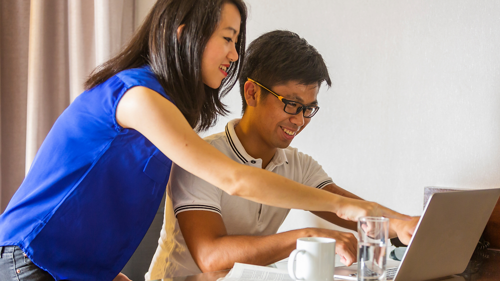 parents are finding a tutor for their child in Singapore