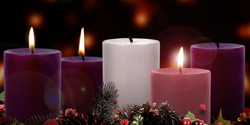 Third Sunday of Advent - Rite II