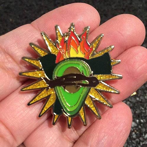 """""""Sacred Cado"""" - Pin"""
