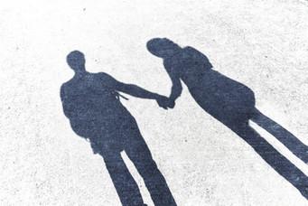 Sombras del amante