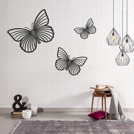 La valse des papillons - noire