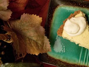Model Behaviors: Cilantro Lime Pie!