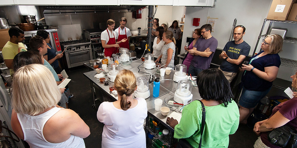 Ice Cream Making Workshop Benefitting SFC #2