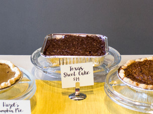 Birthdays & Bake Sales (and a recipe to share!)
