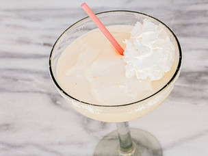Summery Melon Margarita Milkshake