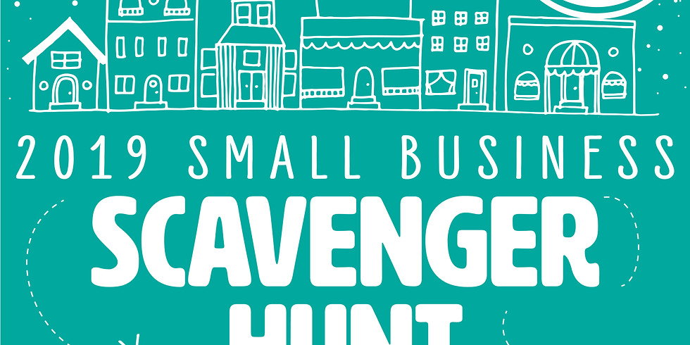 Small Business Scavenger Hunt at Lamar Union
