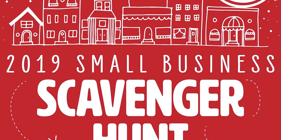 Small Business Scavenger Hunt at Pearl
