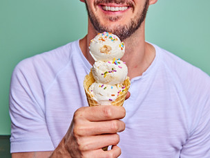 Paying it Forward on National Ice Cream Month