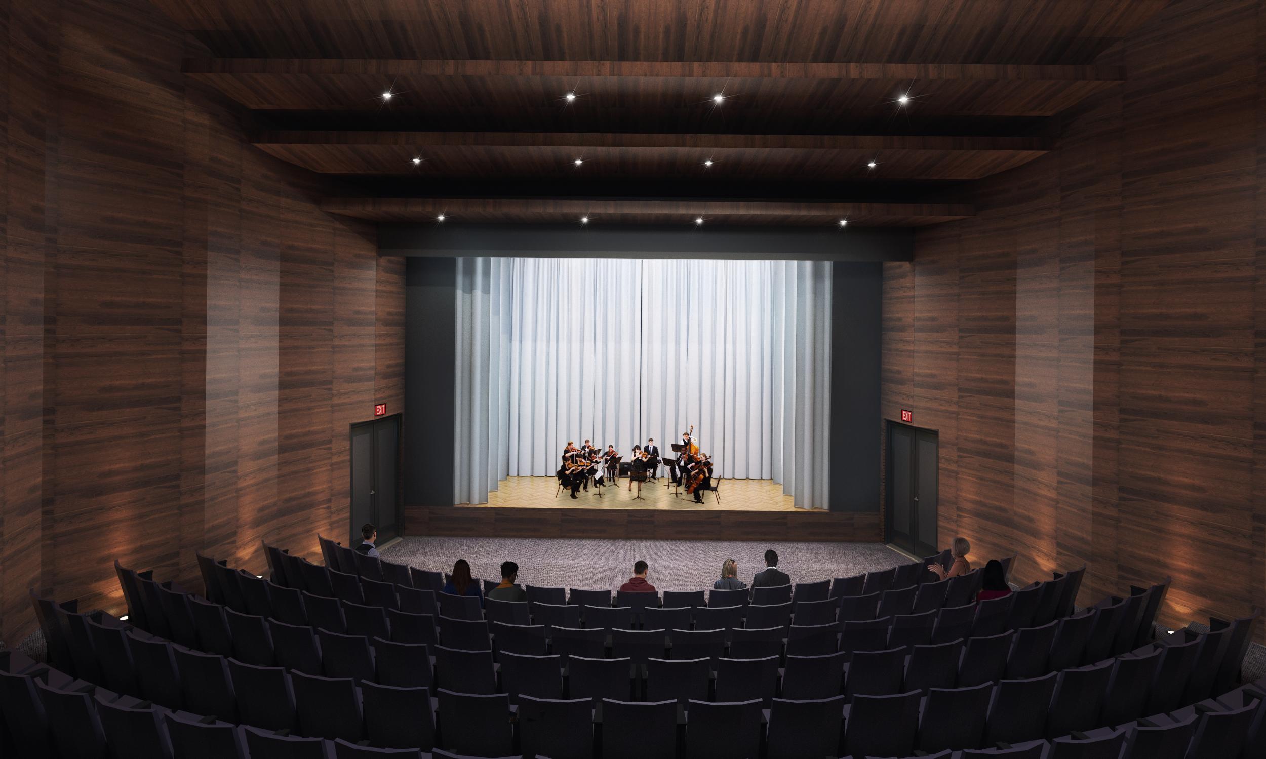 Auditorium Kecil F
