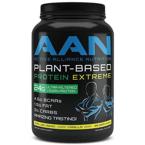Plant-Based Protein Extreme