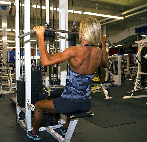 8-Week Gym Workout Plan