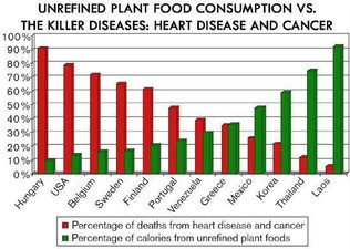 PLANT-BASED DIETS CAN REVERSE HEART DISEASE