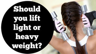 IS HEAVY LIFTING NECESSARY FOR MUSCLE GAIN?