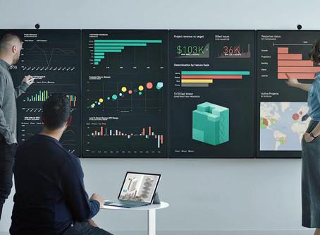 Новый Surface Hub от Майкрософт