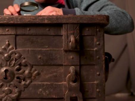 Открытие загадочного сундука в краеведческом музее Новосибирска