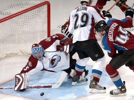 В Санкт-Петербурге планируется открытие Музея хоккея