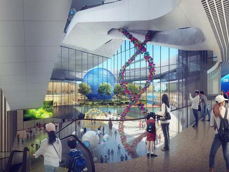 В городском округе Сучжоу в Китае появится новый музей