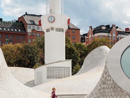 Подземный музей в Финляндии