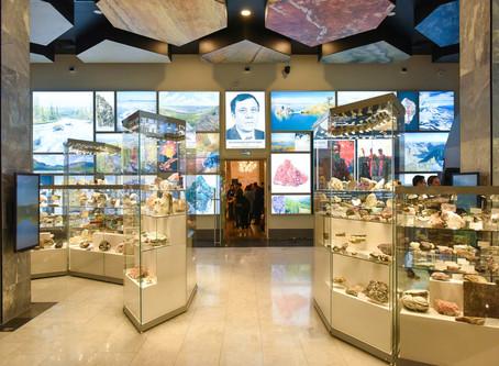 Polymedia модернизировала Геологический музей в НИТУ «МИСиС»