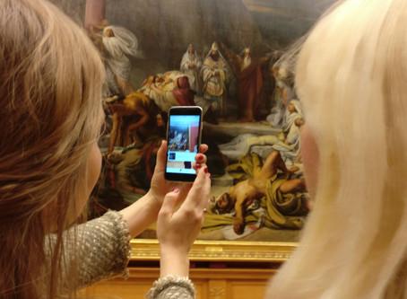 Российские музеи открыты для современных технологий