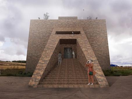 Аркаимский музей – проект реконструкции