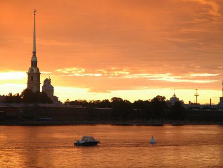 Оцифрованные достопримечательности Санкт-Петербурга