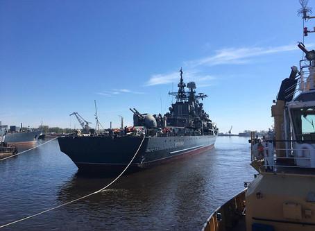 История одного эсминца