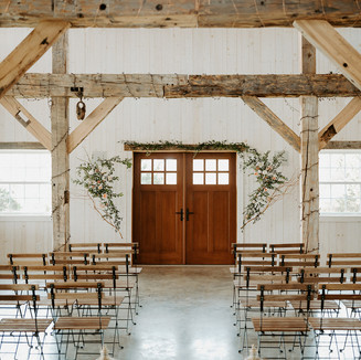 Indoor Ceremony Ideas