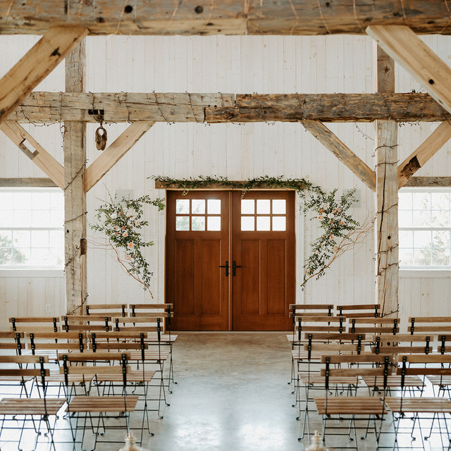 Indoor Ceremony Ideas