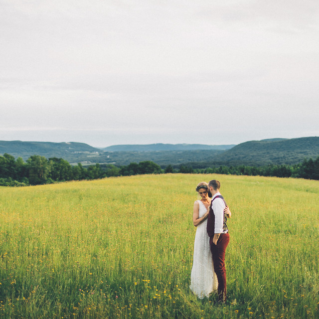 Rounding Hills in Western Upstate New York. Wrens Roost Barn Wedding Event Venue Naples NY
