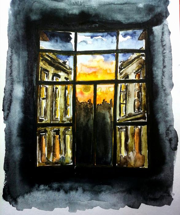 """""""Из моего окна"""""""
