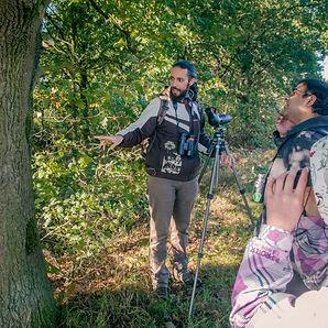 Outdoor events with Nuno Curado - Wild Eindhoven