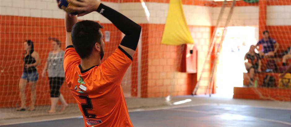 Equipe de Holambra é vice-campeã da 1ª Copa de Handebol da cidade