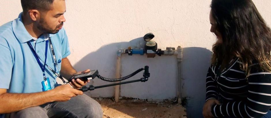 Índice de perdas físicas de água chega a média  de 26% em Holambra